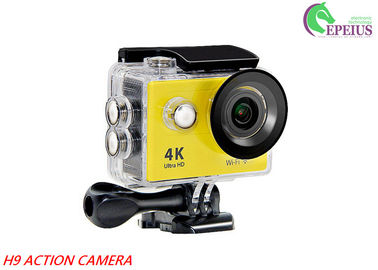 "China H9 maakt WiFi 30M 1080P HD Actiecamera 2,0"" LCD OV4689 170Degree Sporten DV waterdicht verdeler"